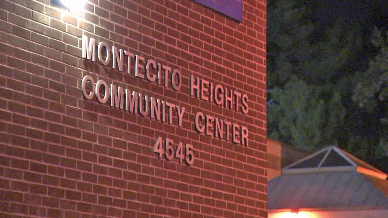 The Montecito Heights Community Center sign is shown in this undated file photo.