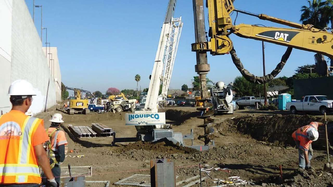 Phase 2 of the Expo Project near Bundy Drive in West Los Angeles will continue.