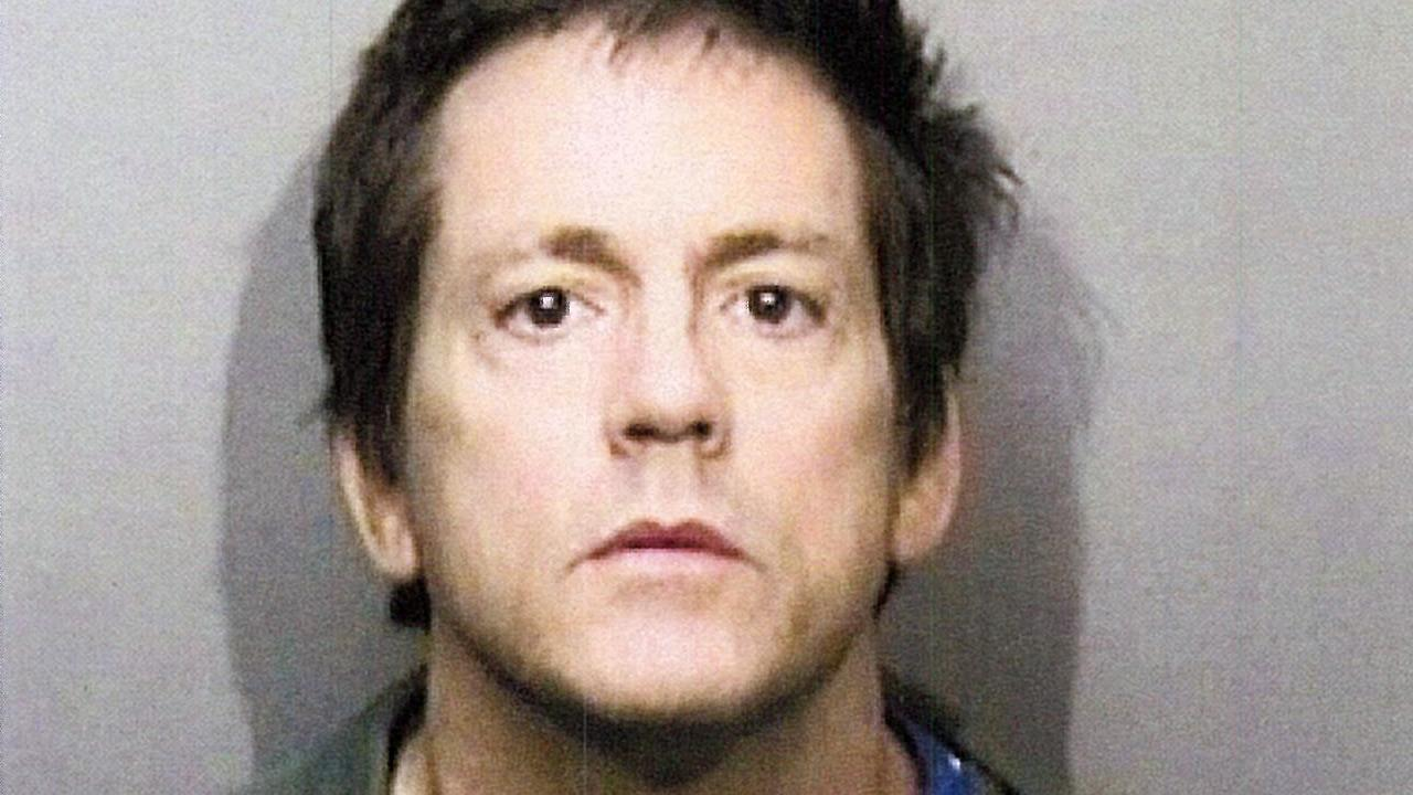 Geoffrey McGann, 49, of Rancho Palos Verdes, is seen. He was arrested at Oakland International Airport on Thursday, Nov. 15, 2012 after wearing suspicious materials.