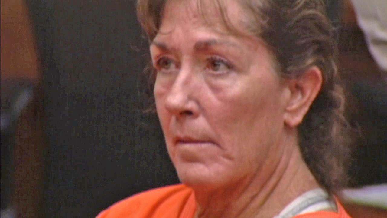 Sherri Lynn Wilkins, 51, appears in court on Tuesday, Nov. 27, 2012.