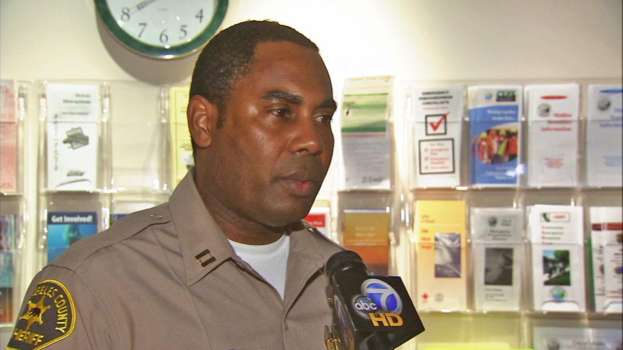 Malibu Sheriffs Captain Joseph Stephen was accused by a female deputy of sexual misconduct.