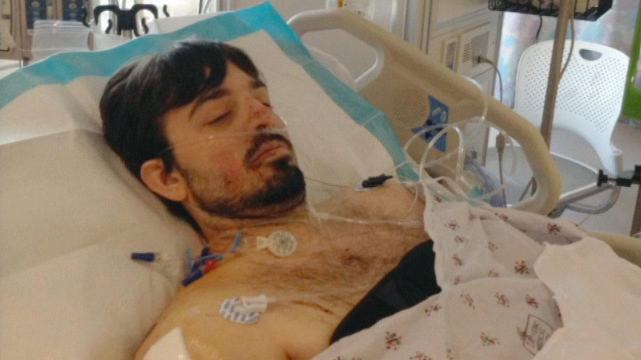 Undated photo of Damian Kevitt, a cyclist who was struck be a vehicle as he was riding his bicycle near Griffith Park.