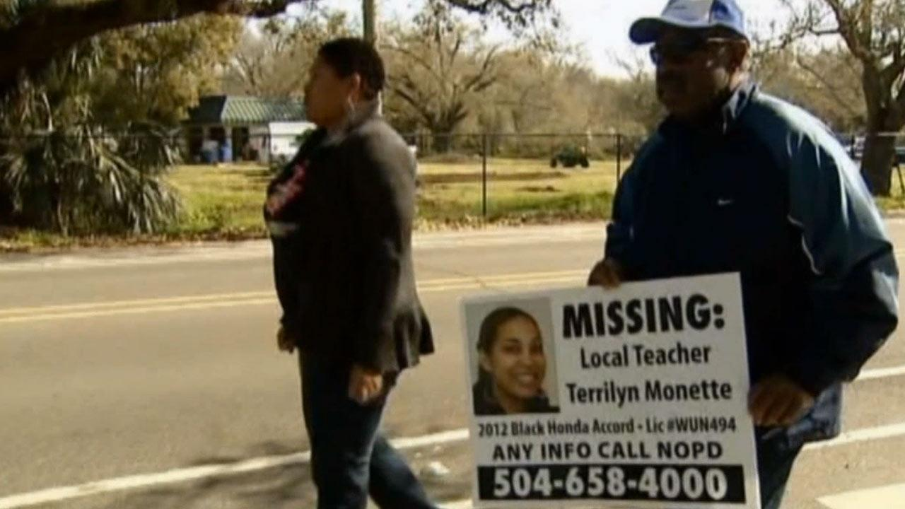 Terrilyn Monette, 26, of Long Beach was last seen leaving a bar in New Orleans, Louisiana on Saturday, March 2, 2013.