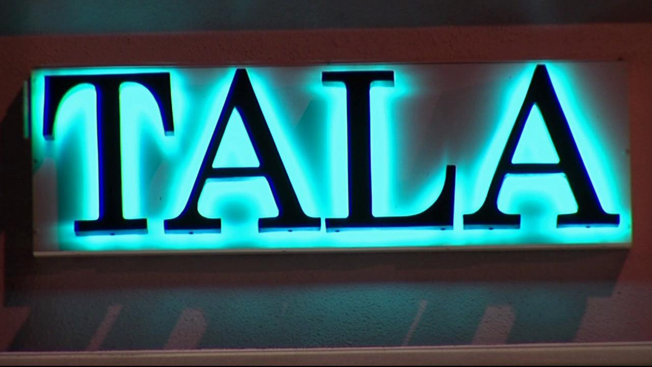 Tala Jewelry on the 1300 block of Montana Avenue in Santa Monica was robbed on Sunday, April 14, 2013.