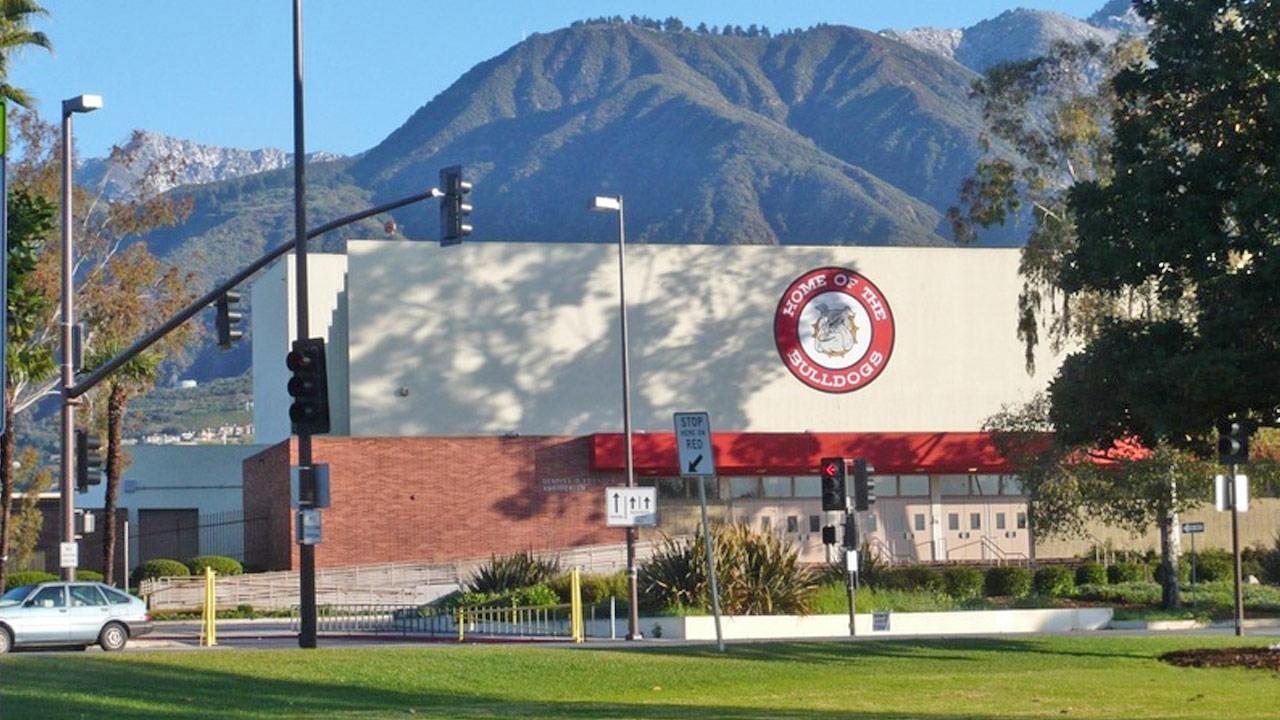 Pasadena High School is shown in this file photo from the schools website.
