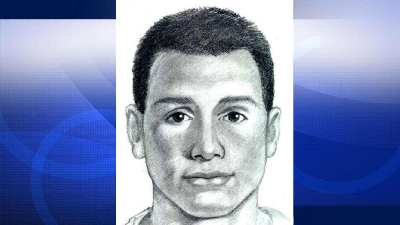 The Torrance Police Department released this composite sketch of a suspect wanted for a residential burglary in the 1300 block of Beech Avenue in Torrance on Sunday, July 7, 2013.