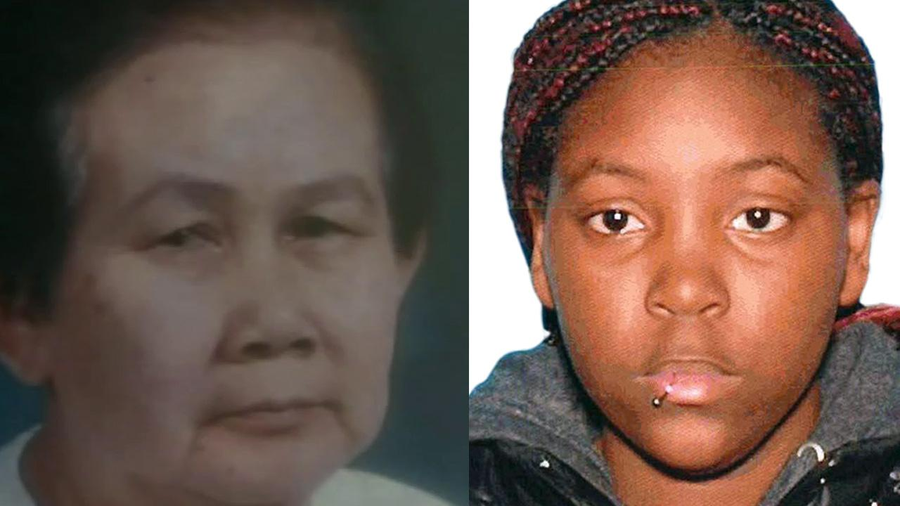 Leam Sovanasy (left) and Jazzmine Marie Wash (right) are seen in these undated photos.