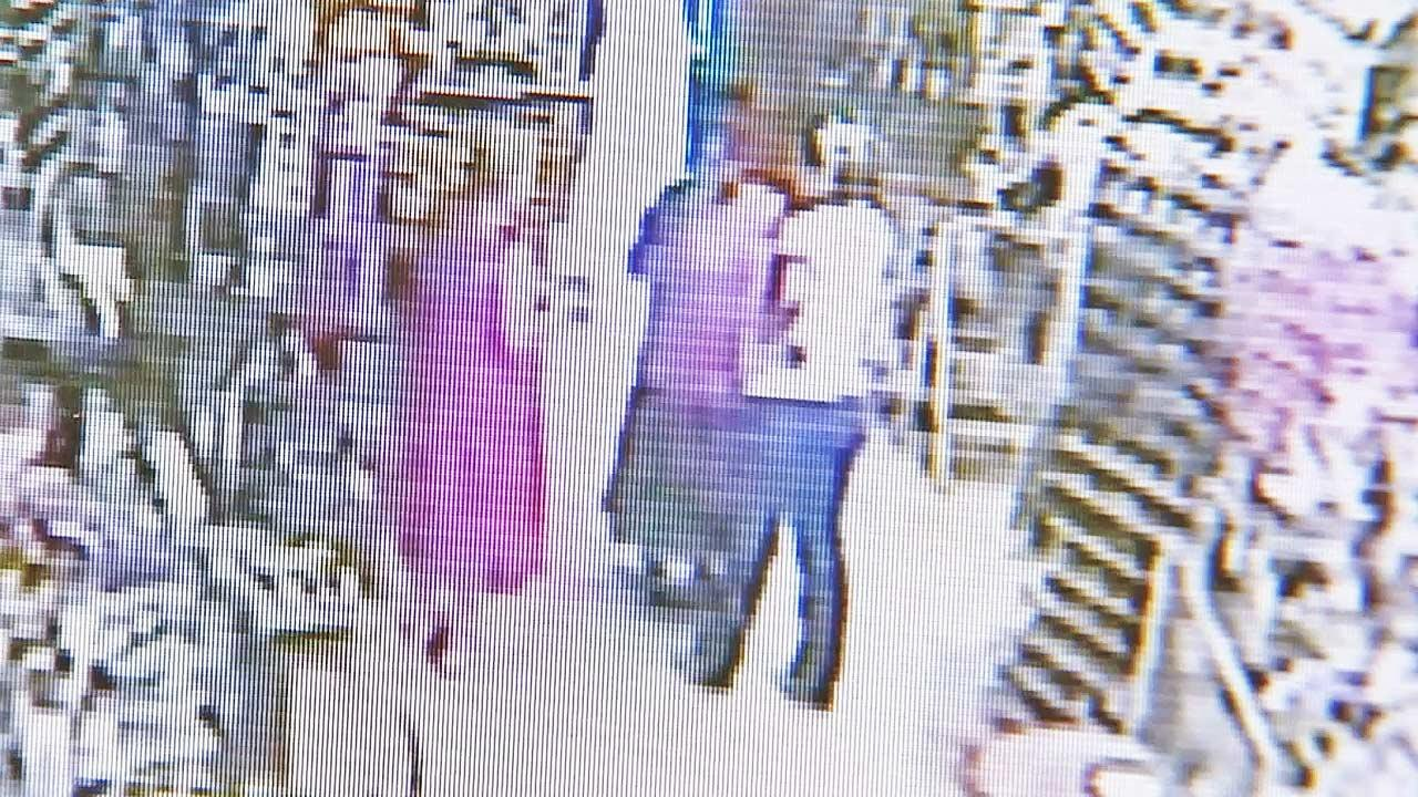 Police are searching for two female suspects in a distraction burglary committed at a Sylmar beauty shop.