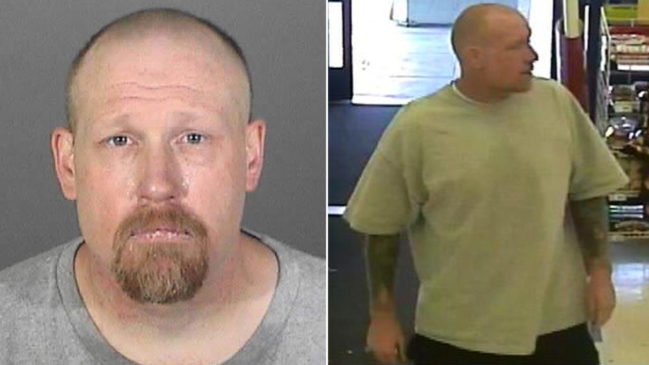 Carson detectives are asking for the publics help in tracking down 44-year-old Joseph Fred Clark. He is suspected of committing a string of robberies across Los Angeles County.