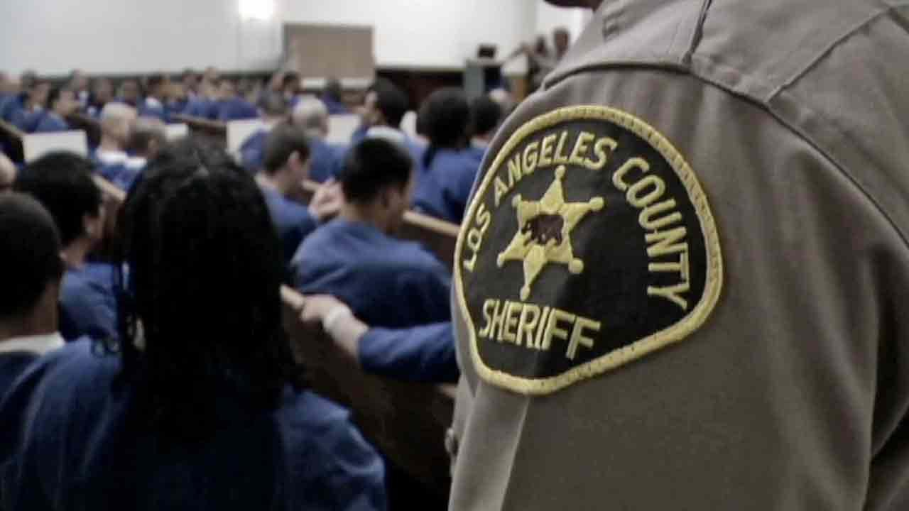 A federal jury awarded $210,000 in punitive damages to five inmates beaten at the Mens Central Jail in downtown Los Angeles Tuesday, Nov. 12, 2013.