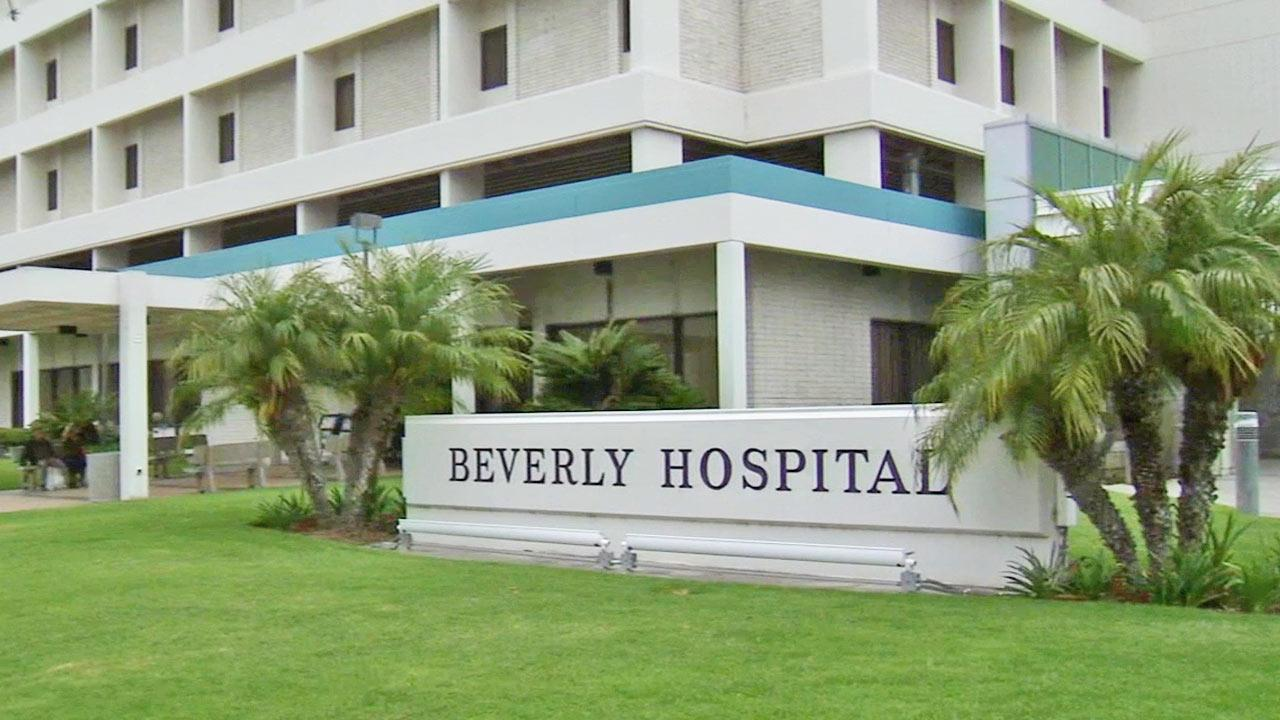 The Beverly Hospital in Montebello is shown in this undated file photo.