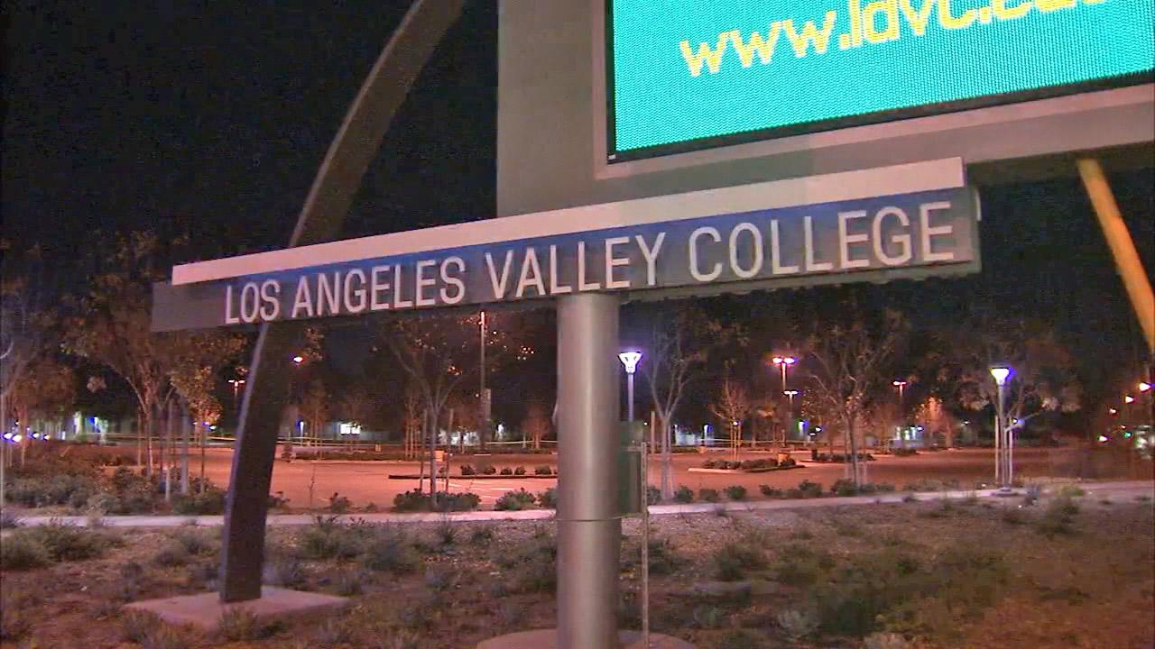 L.A. Valley College is seen on Saturday, Jan. 25, 2014.