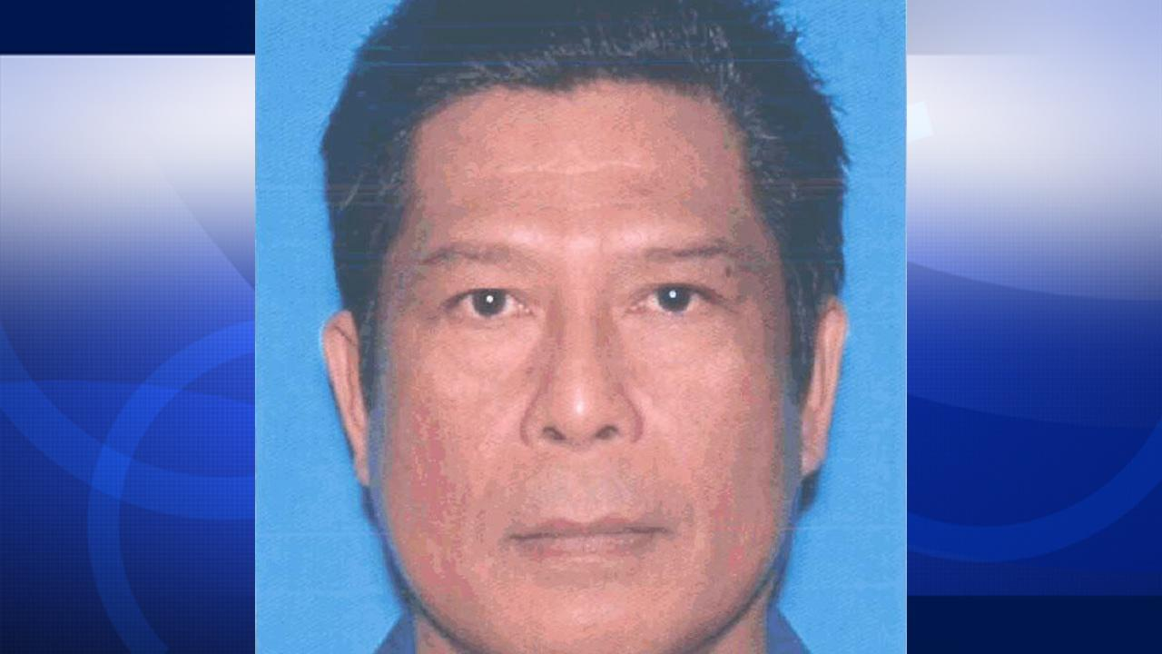 Reynaldo Yandan is seen in this photo from the California Department of Motor Vehicles.