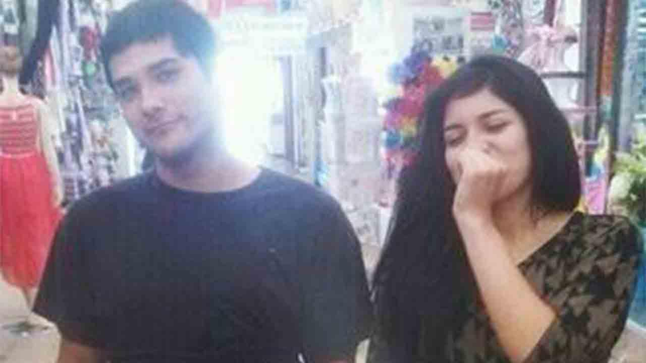 Giovanni Chaidez, 23, and Rosibel Montoya, 20, were struck and killed by a pickup truck in the 13000 block of Rosecrans Avenue in Norwalk Saturday, March 8, 2014.