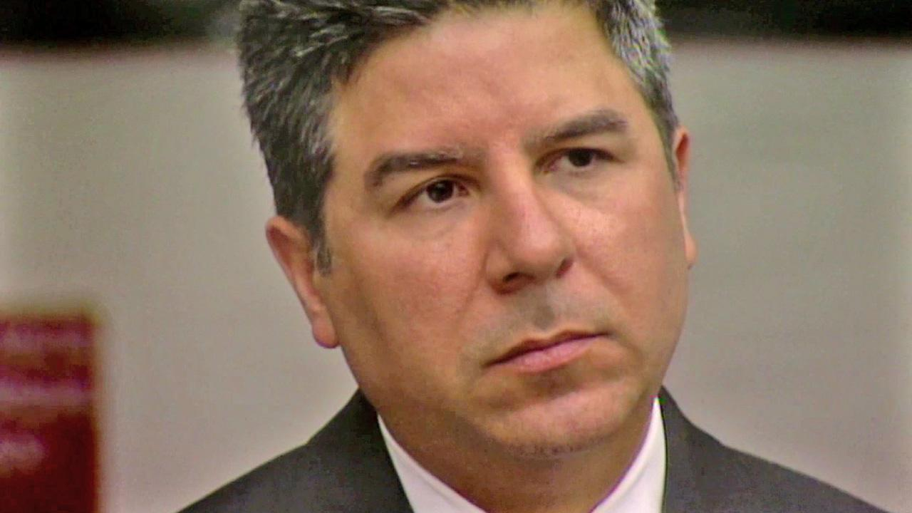 Carlos Bustamante appears in court on Thursday, July 5, 2012.
