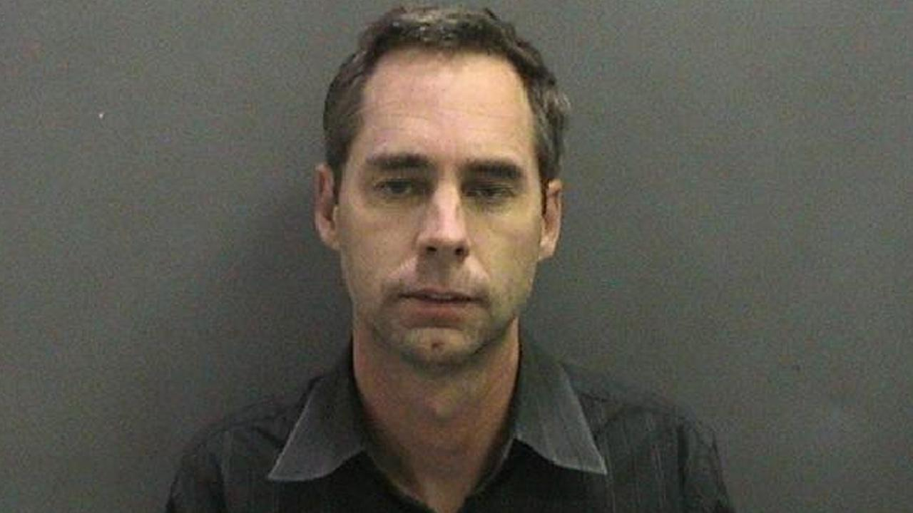Todd Sousa appears in this August 2012 booking photo provided by the Orange County Sheriffs Department.
