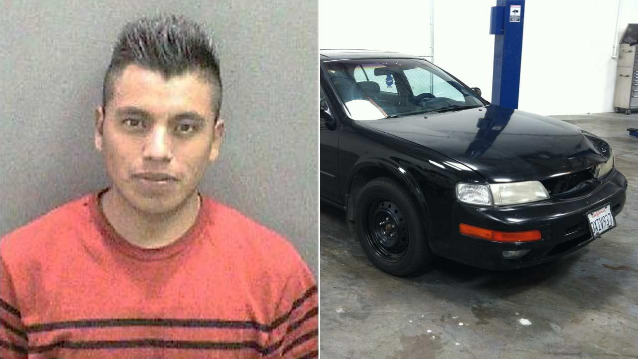 Laguna Niguel resident Urbano Carrasco Martinez, also known as Mario Urbano Carrasco Martinez, is the registered owner of a black 1998 Nissan Maxima that struck and killed a skateboarder on Sept. 7.
