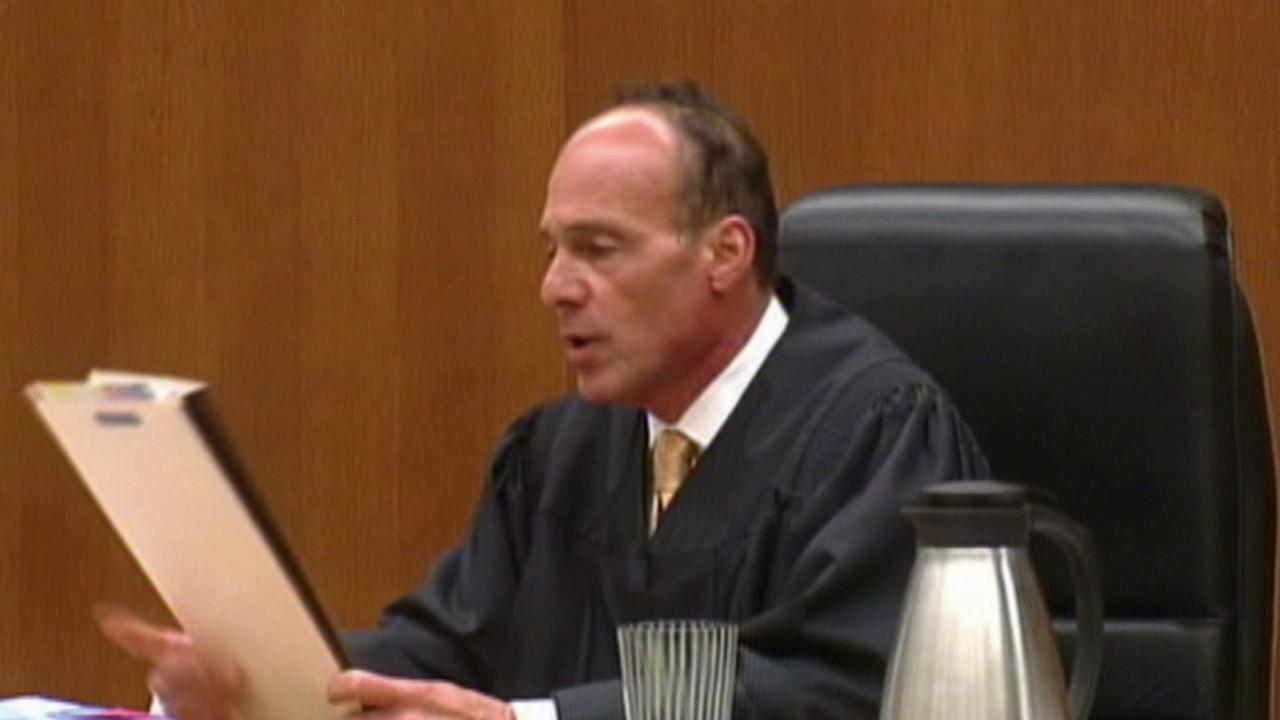 Superior Court Judge Derek Johnson is seen in this undated file photo.