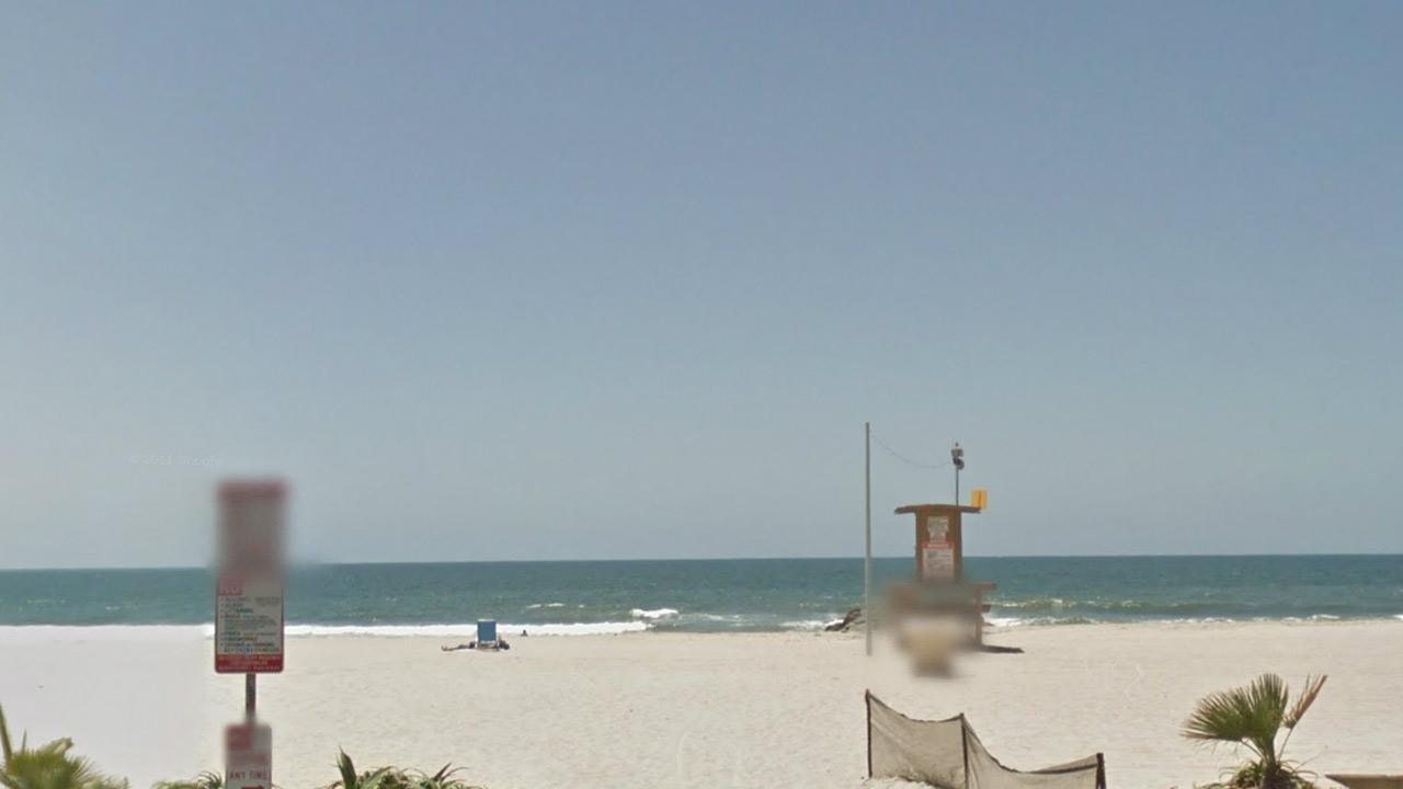 Undated photo, 40th Street, Newport Beach, California