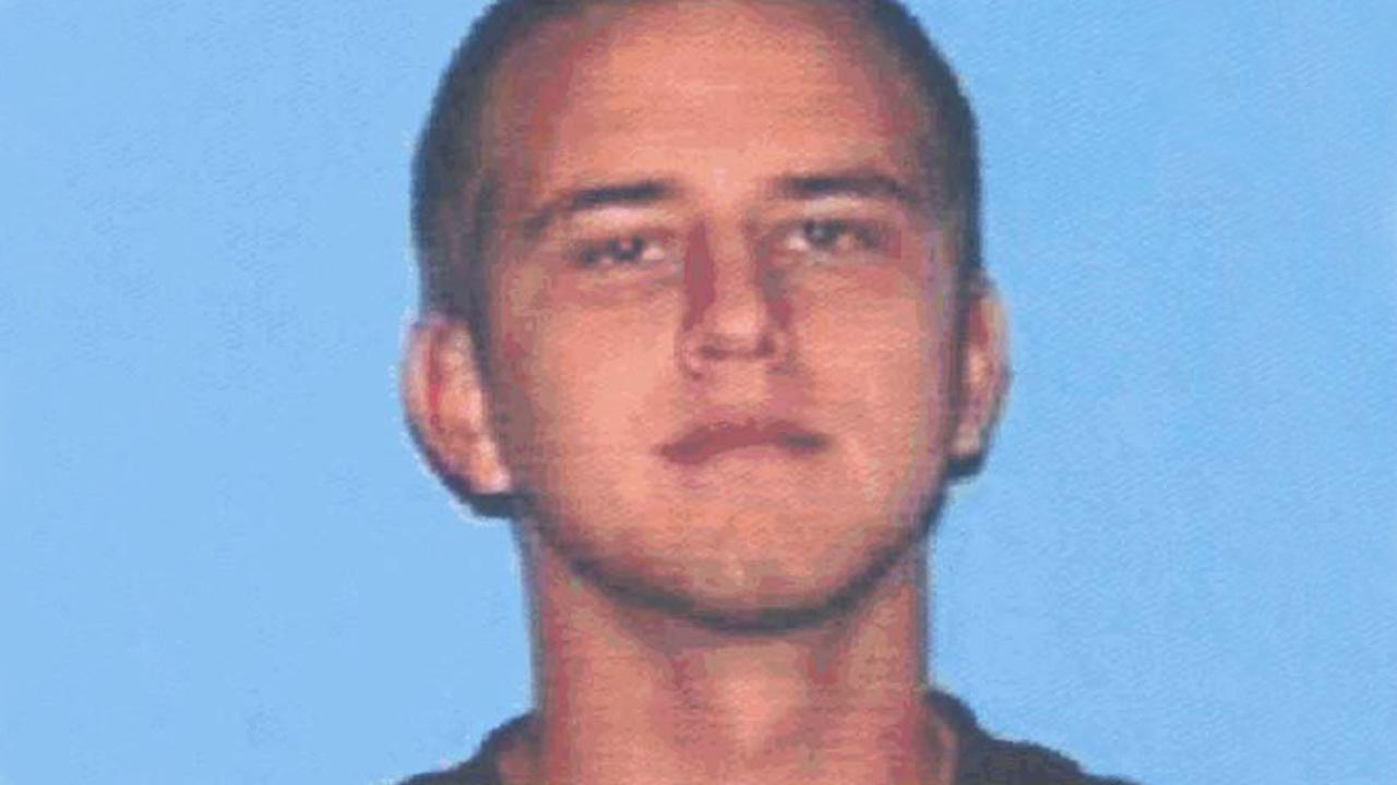 Ian Berrier, 20, is seen in this photo provided by the Department of Motor Vehicles.
