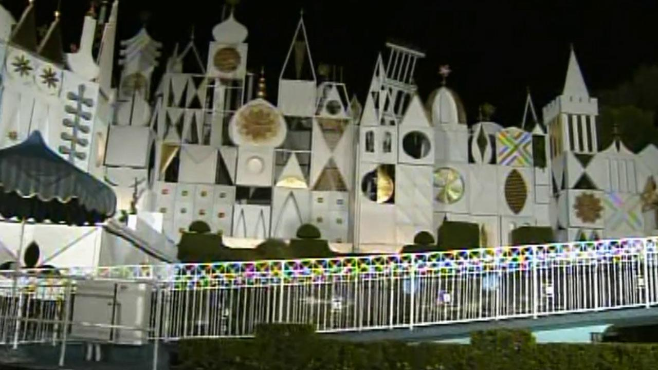 Disneylands Its A Small World ride is seen in this undated file photo.