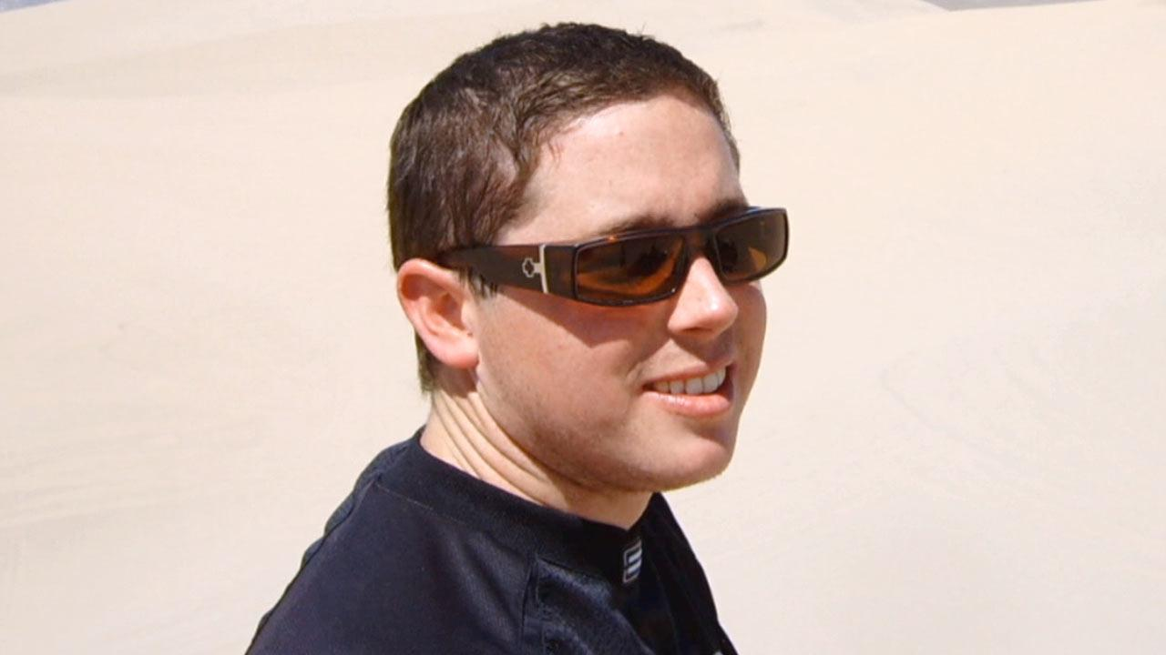 Jason Redmer, who died at West Coast Detox in Huntington Beach, in an undated file photo provided by his family.