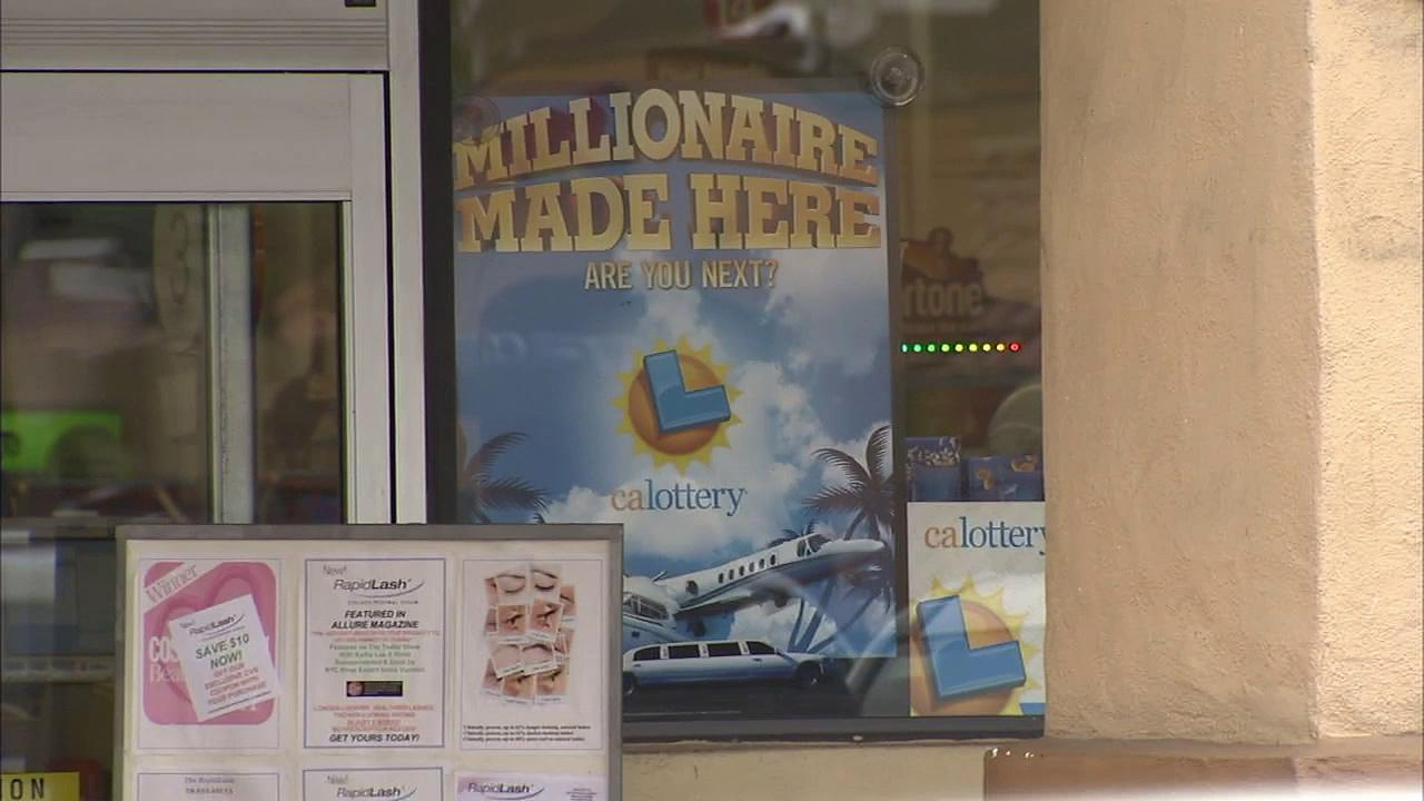 extra dollar turns into  14m lottery win for orange county woman