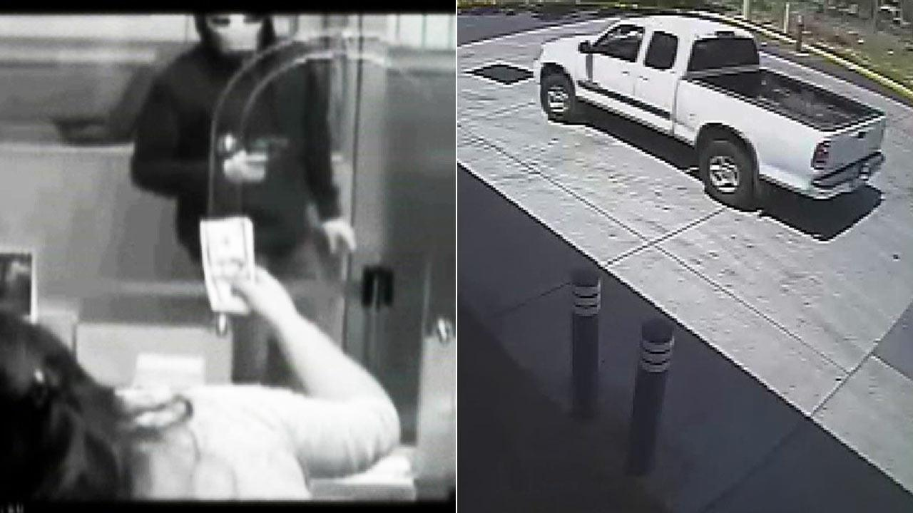 A man wearing a mask depicting the Iron Man comic book and movie character robbed a San Clemente Citibank bank branch on May 2, 2013.