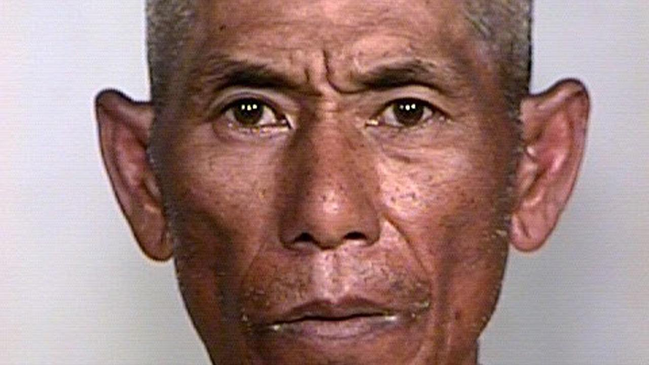 Tai Treiu, 54, was arrested for attempted murder Tuesday, July 9, 2013 after he allegedly stabbed his estranged wife near the intersection of Beach and Garden Grove boulevards in Garden Grove Sunday, July 7, 2013.
