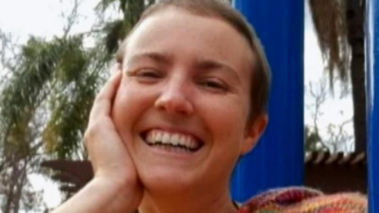 Brittany Jane Royal, 25, of Tustin was found strangled off the coast of Hawaiis Big Island on Tuesday, May 28, 2013.