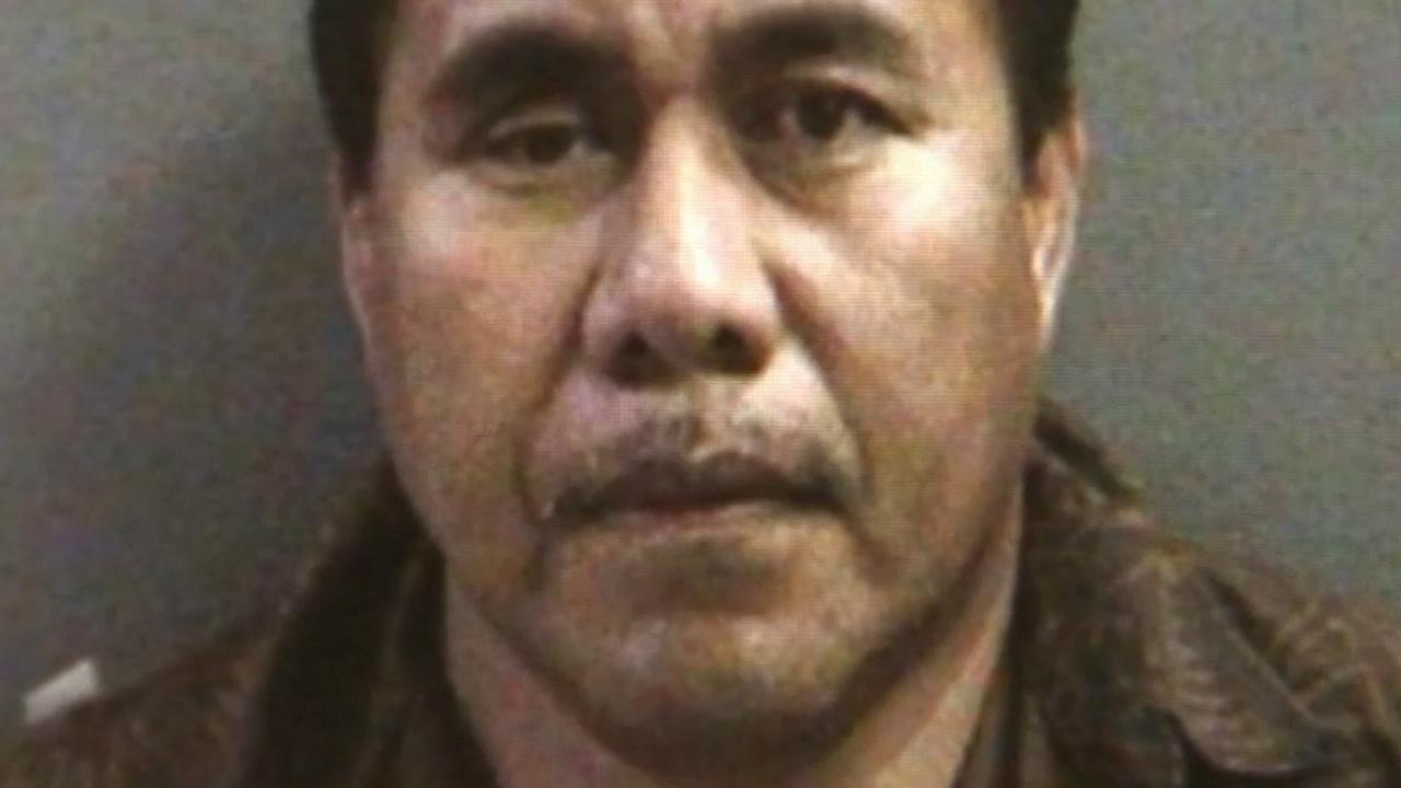 Fiatala Manu, 46, is accused of embezzling more than $110,000 as the treasurer of the First Samoan Christian Congregational Church in Santa Ana.