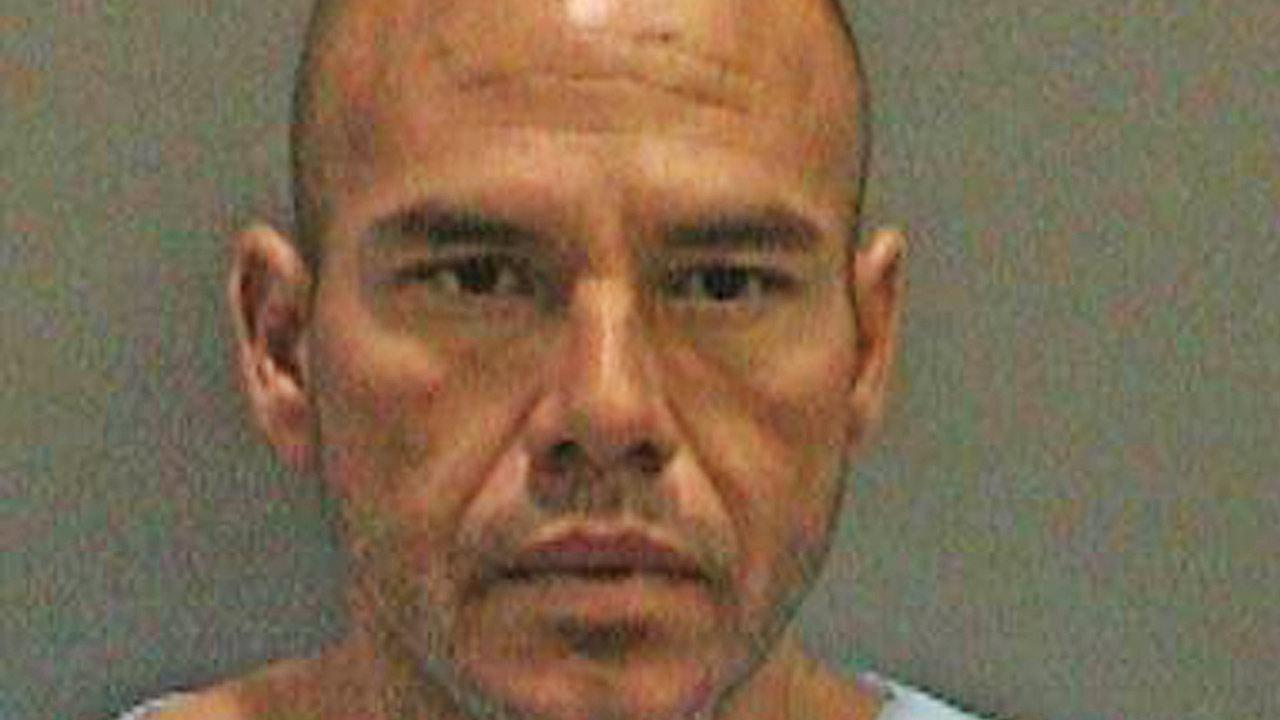 Jaime Rocha, 40, was arrested by Newport Beach police detectives Friday, Sept. 6, 2013, in connection with the murder of Nancy Hammour.