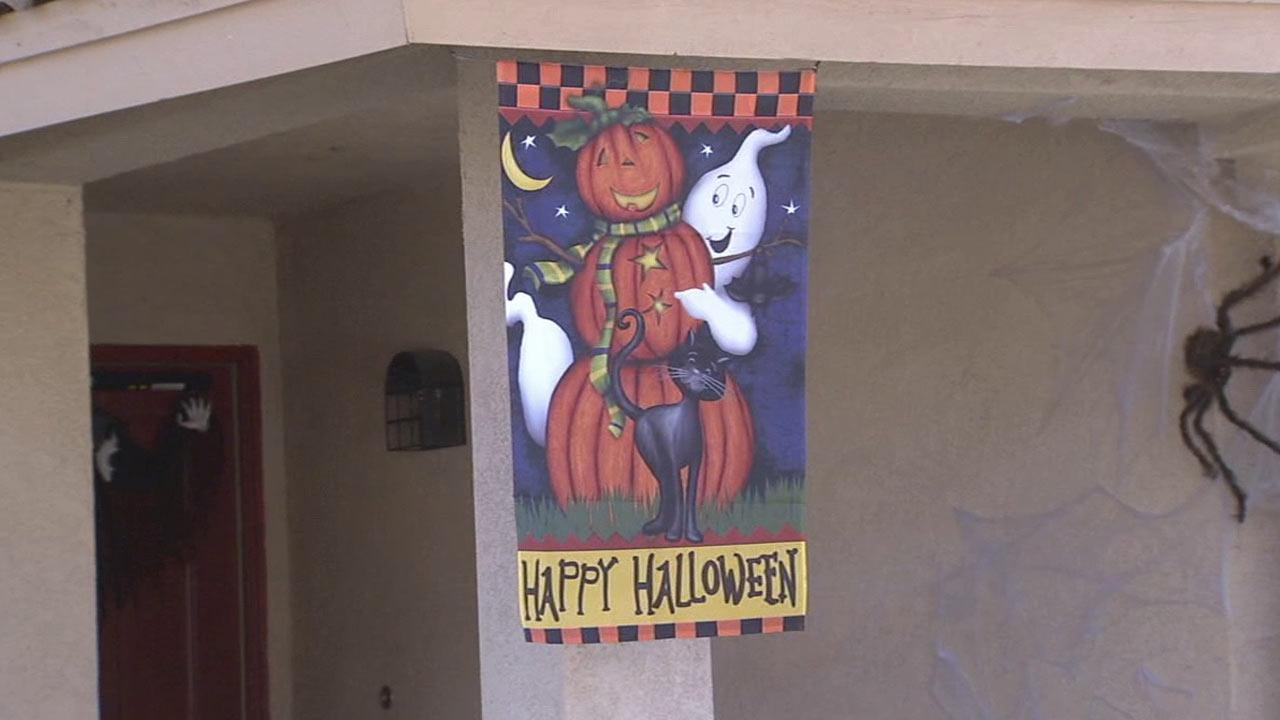 Officials are reconsidering provisions of a local law that targets registered child sex offenders in the city of Orange on Halloween.