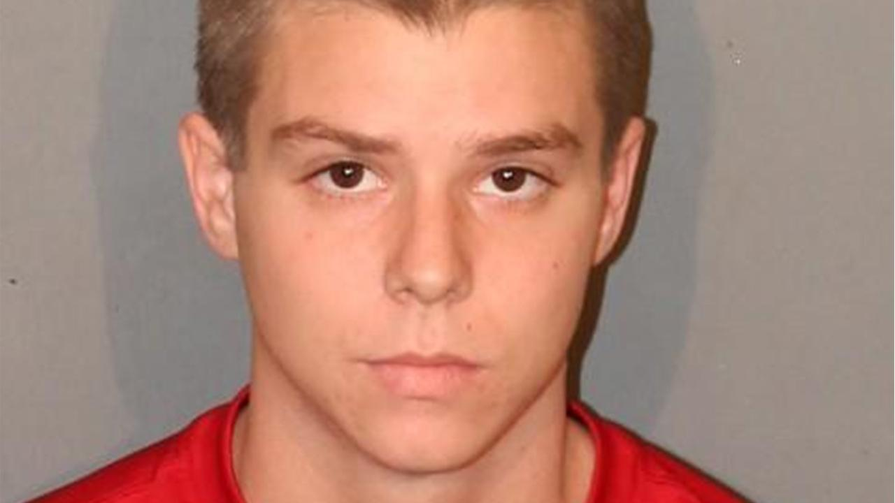 Police say Kyle Michael Sturms, 20, was arrested in connection with a series of cat burglaries in Placentia.