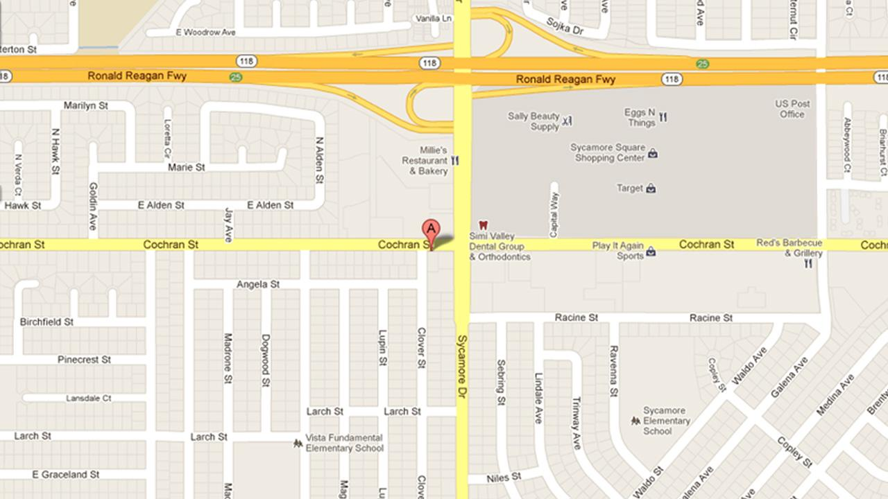 Two suspects allegedly robbed a 7-Eleven store on the 2600 block of  E. Cochran Street in Simi Valley on Monday, July 9, 2012.