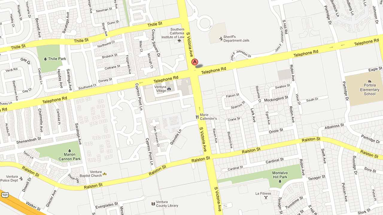 A man walking in the 1100 block of South Victoria Avenue wearing a backpack and carrying a Nook Tablet was robbed by two men Monday, July 23, 2012.