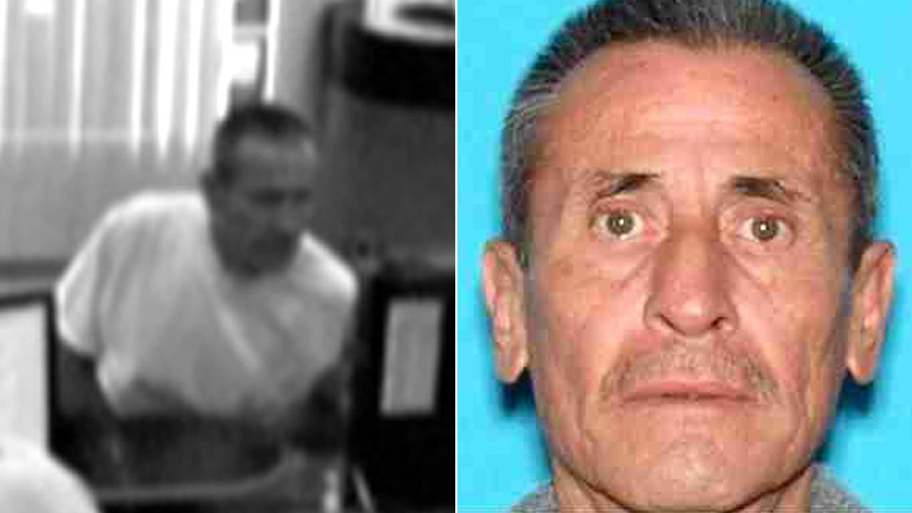 With the help of Facebook, 65-year-old Nicholas Raymond Gonzales was arrested Monday, Oct. 1, 2012, in connection with two Citibank robberies.