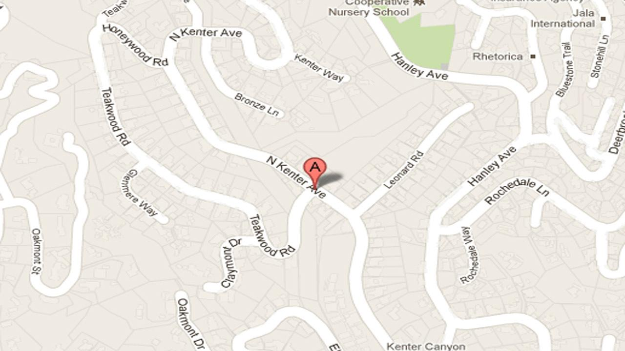 A map indicates the area in the 700 block of Teakwood Street in Oxnard where a man was found suffering from a stab wound to his back Saturday, Nov. 10, 2012.