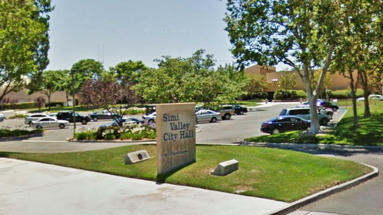 Simi Valley City Hall, 2929 Tapo Canyon Road