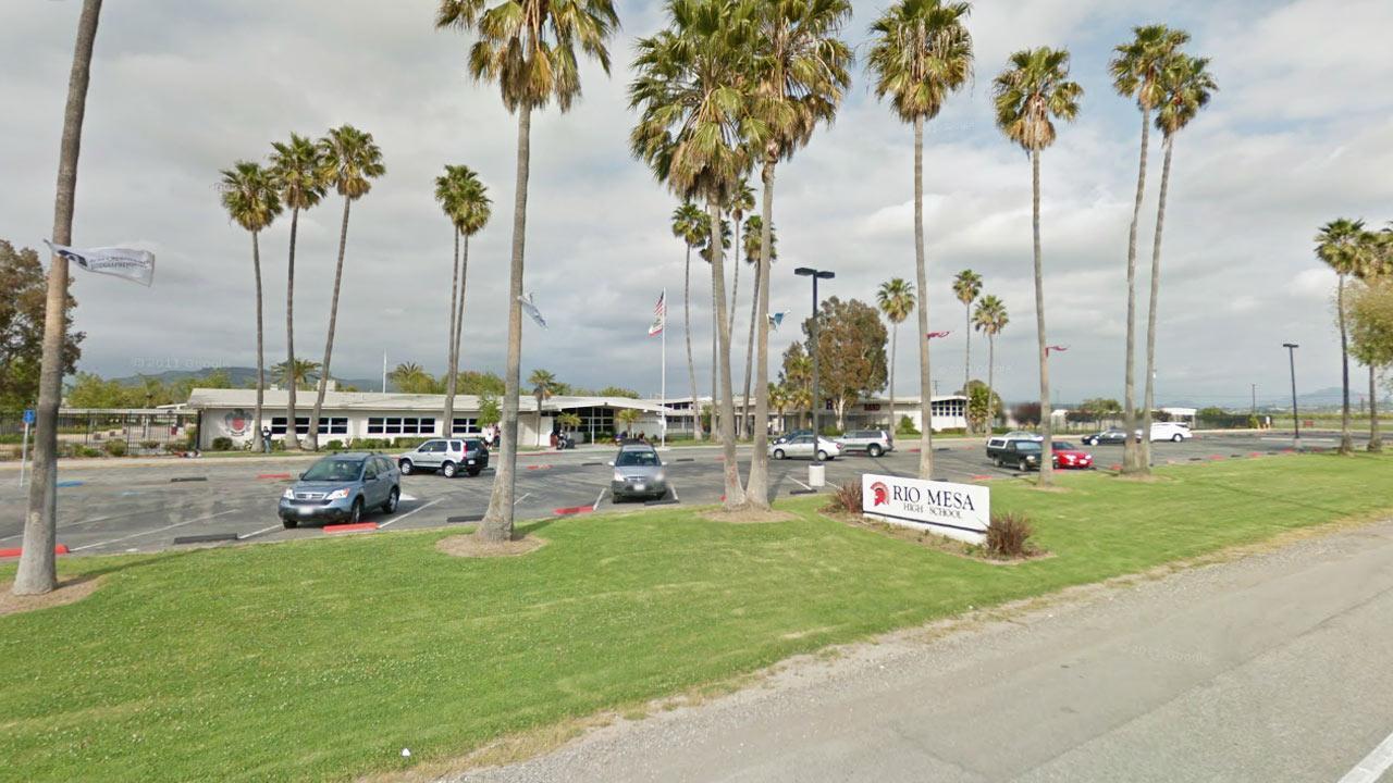 Rio Mesa High School, Oxnard