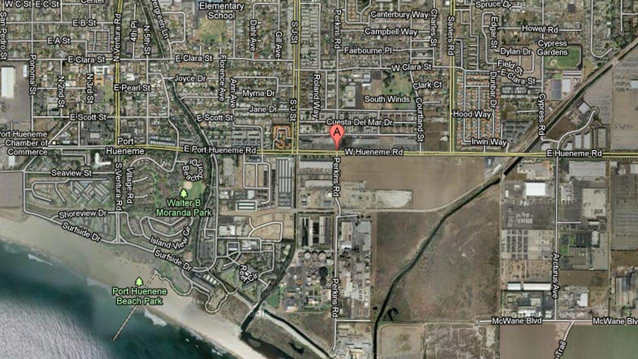 Oxnard police were searching for a suspect in connection to the fatal stabbing of a man just after midnight Saturday.