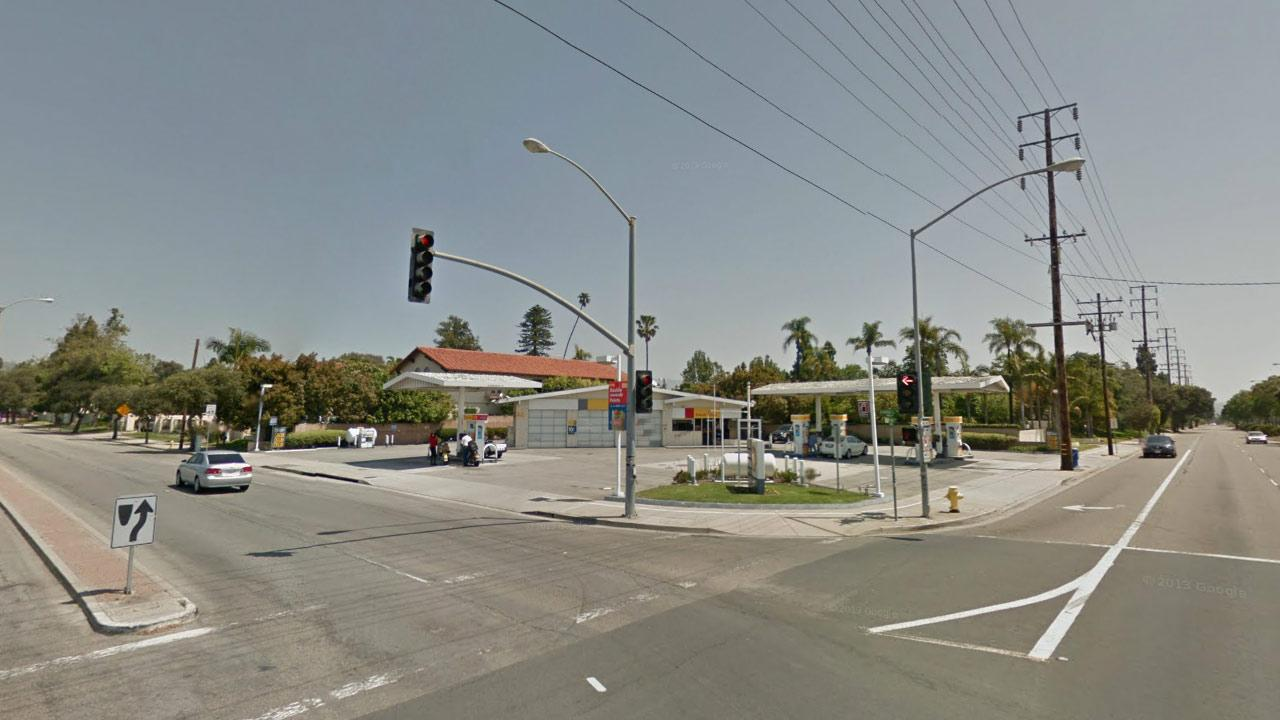 Ventura Police received a report of a fight in progress at a Shell Gas station located at 7841 Telephone Road at 3:18 p.m. Thursday, Dec. 5, 2013.