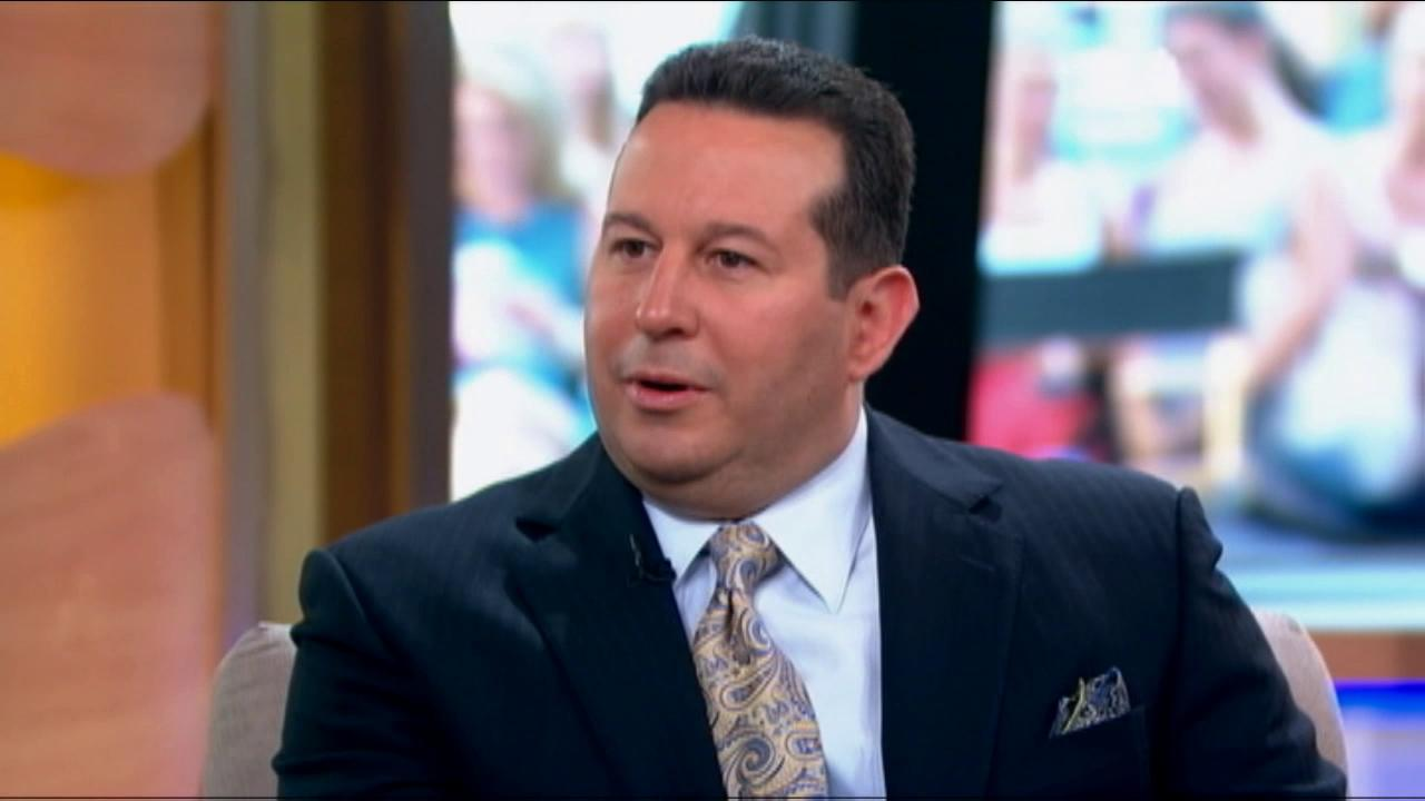 Casey Anthonys lawyer, Jose Baez, appears on Good Morning America on Thursday, July 5, 2012.