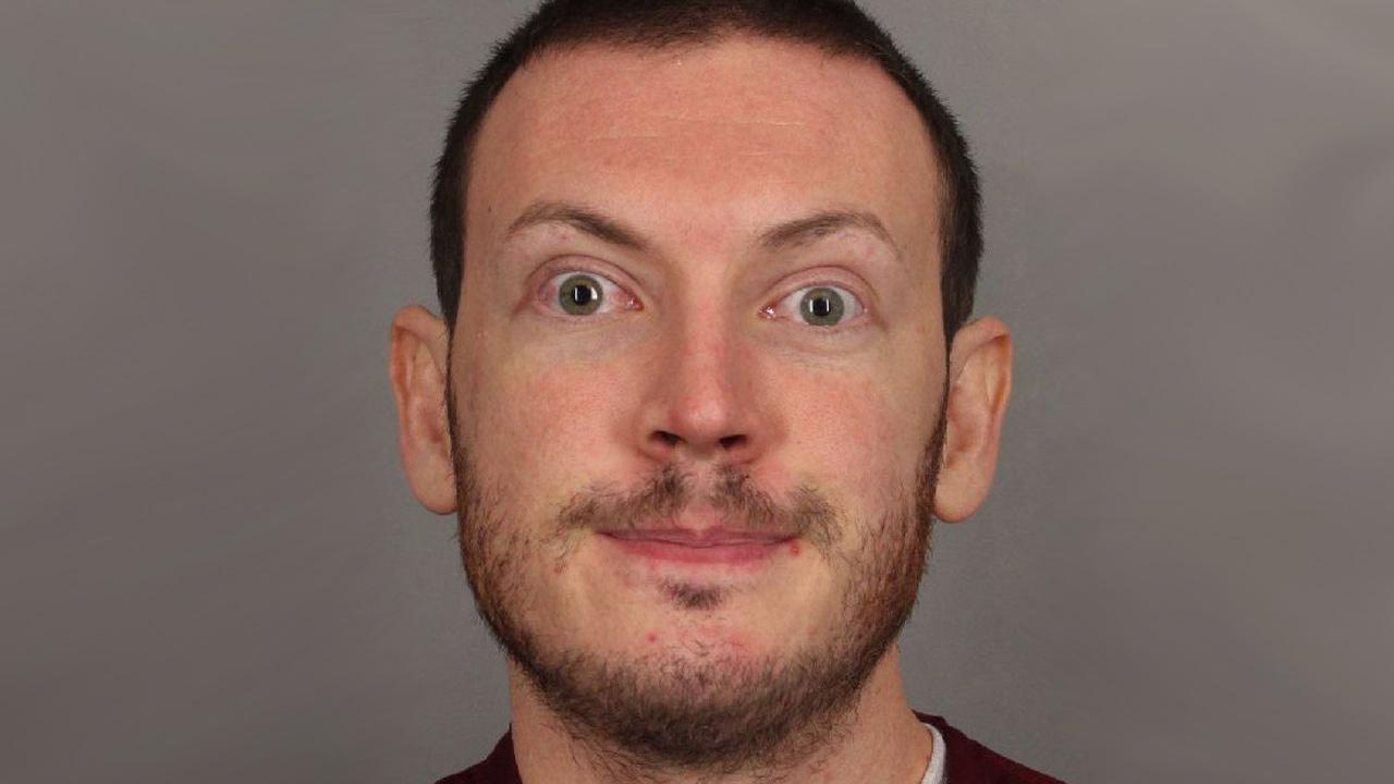 This photo released on Sept. 20, 2012 by the Arapahoe County Sheriffs Office shows James Holmes.