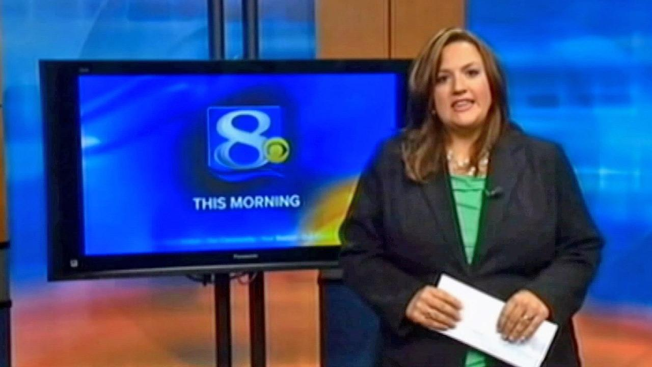 Jennifer Livingston, a morning anchor with WKBT-TV in La Crosse, Wis., spoke out on air after a male viewer wrote her a letter chiding her for being overweight.