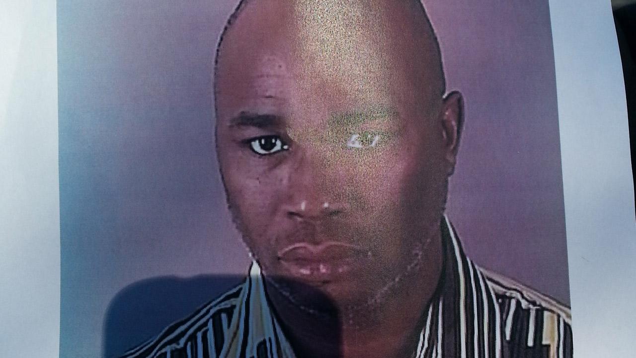 Radcliffe Franklin Haughton, 45, of Brown Deer, is seen in this police handout photo.