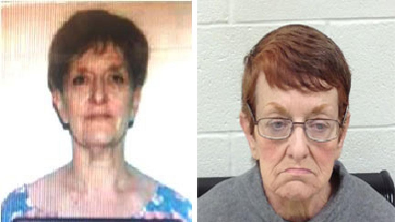 Carolyn Macy escaped from the Central City Community Center in Los Angeles on Jan. 7, 2000. She was arrested on Friday, Oct. 26, 2012 in Fairfax, Virginia.