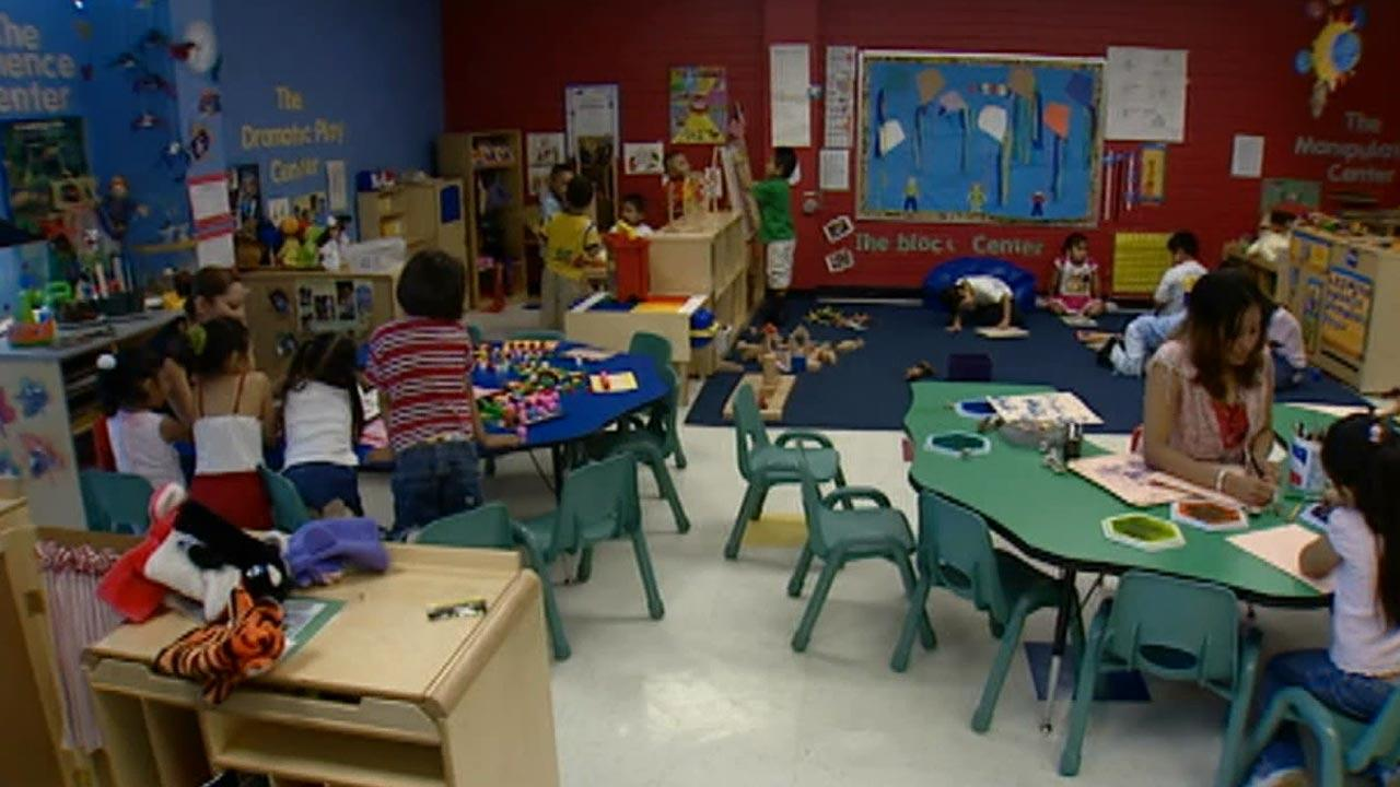 A new study from Rutgers University found state funding for pre-Kindergarten programs has fallen to a decade low.