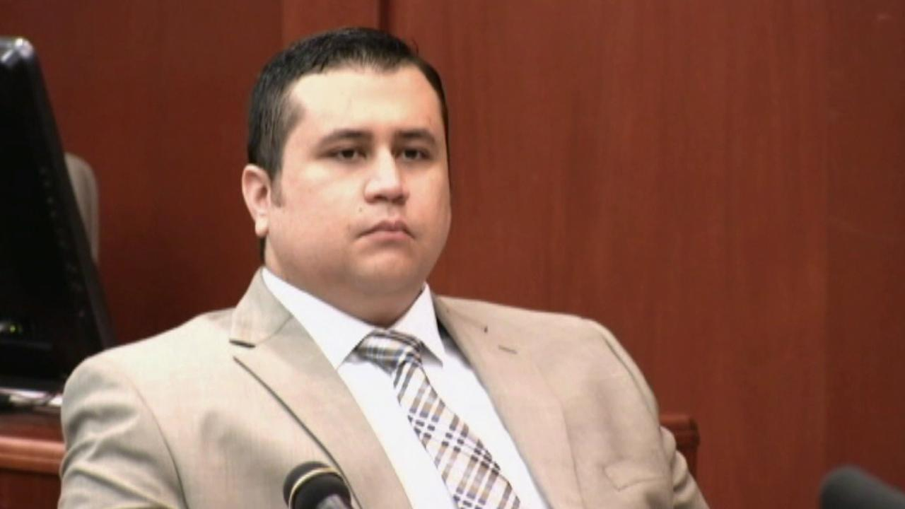 George Zimmerman appears in Seminole circuit court in Sanford, Fla., Tuesday, June 25, 2013.