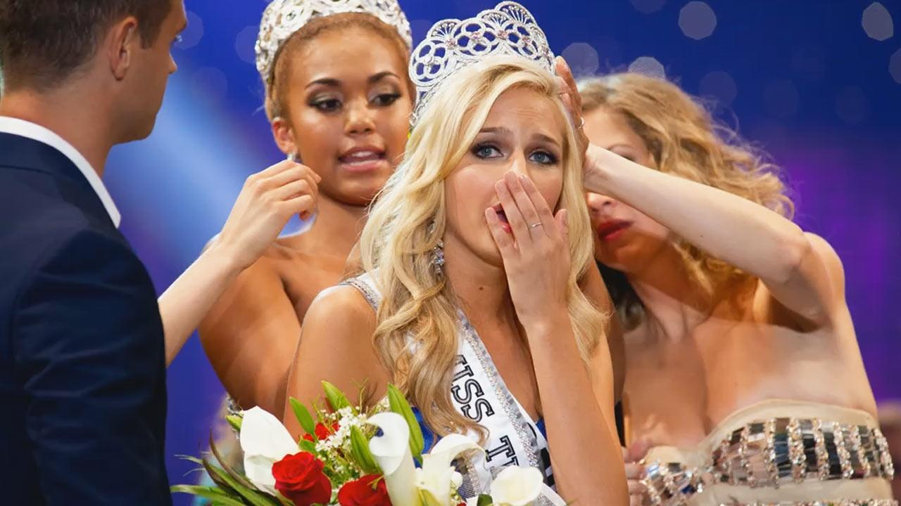 Cassidy Wolf, from Orange County, Calif., was crowned Miss Teen USA Saturday night, August 10, 2013.